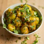 Baby Potato Masala Recipe – Baby Potatoes in Gravy