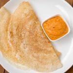 Kuthiraivali Dosai – Fermented Barnyard Millet Crepe – Vegan and Gluten free