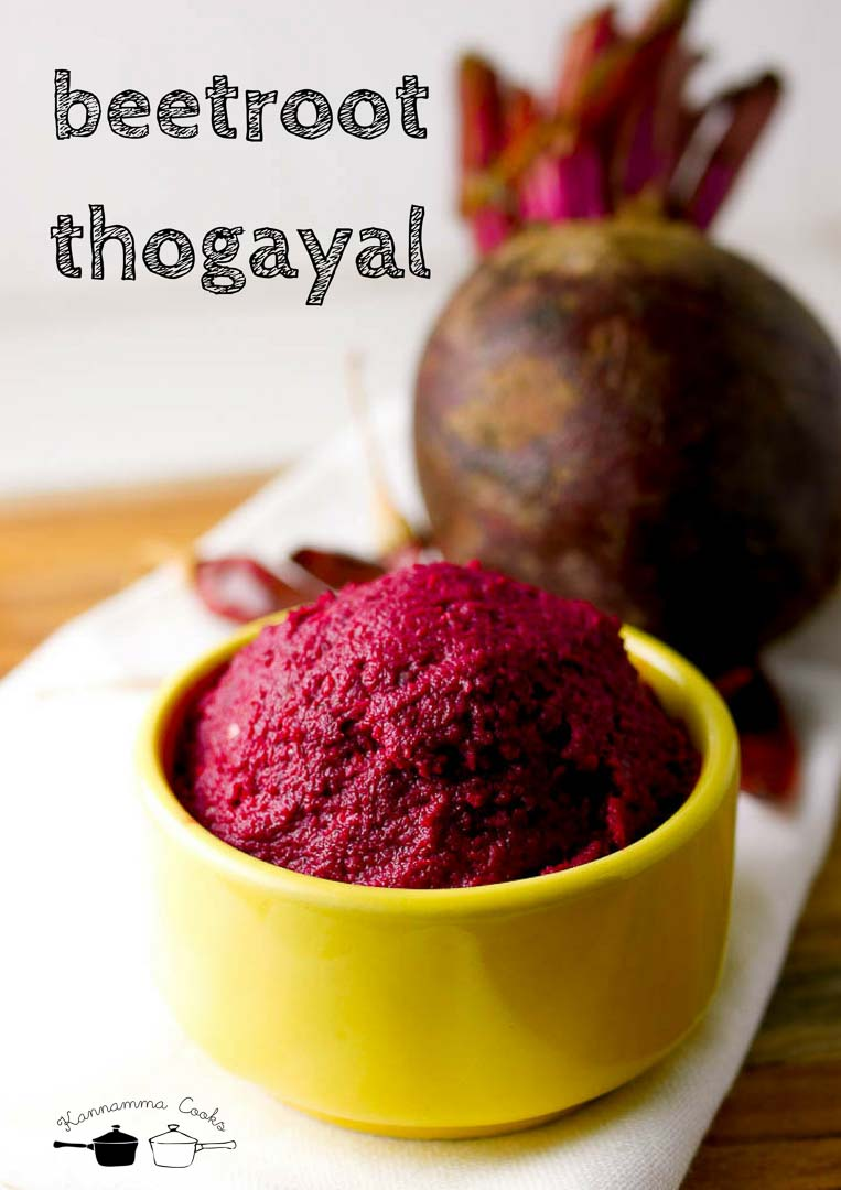 beetroot-thogayal-beetroot-thuvaiyal-recipe-7