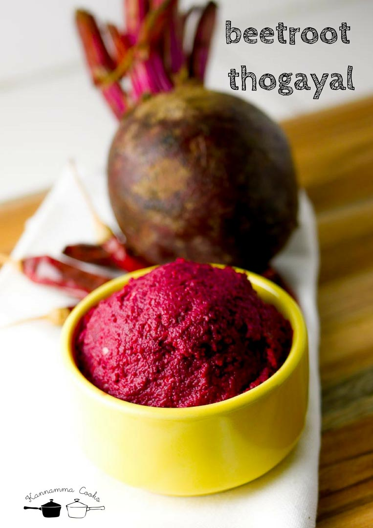 beetroot-thogayal-beetroot-thuvaiyal-recipe-8