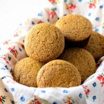 Bran Muffins, 100% Whole Wheat Bran Muffins Recipe