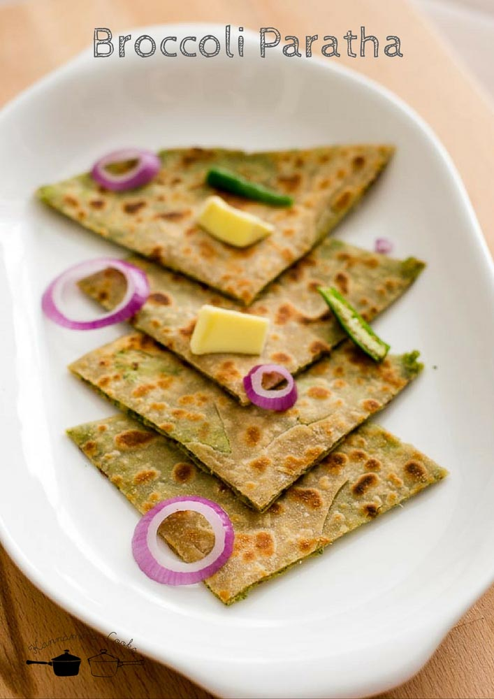 brocolli-paratha-recipe