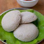 Brown Rice Idli Recipe, Soft Brown Rice Idli