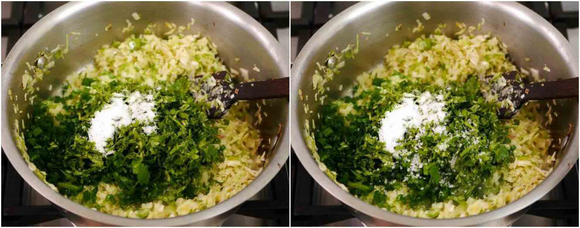 cabbage fried rice cabbage rice recipe-9