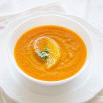 Carrot Orange Ginger Soup, Carrot Soup recipe