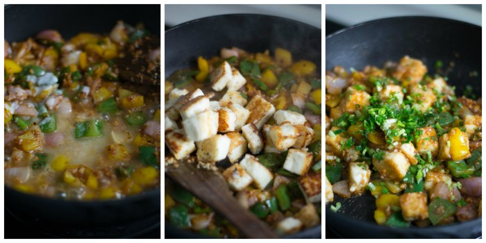 chilli-paneer-recipe-garnish