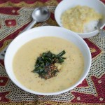 Chow Chow Kootu with Moong Dal – Chayote Squash Lentil Stew