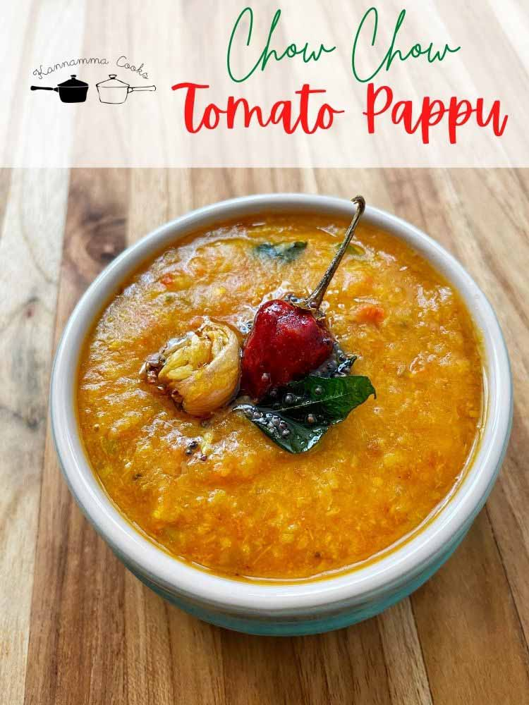 chow-chow-tomato-pappu1