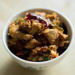 Chicken Chinthamani Recipe, Spicy Chicken Chinthamani Recipe