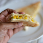 Sweet Corn Sandwich, How to make Corn Mayo Sandwich