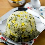 Corn Methi Pulao, Methi Makai Pulao Recipe