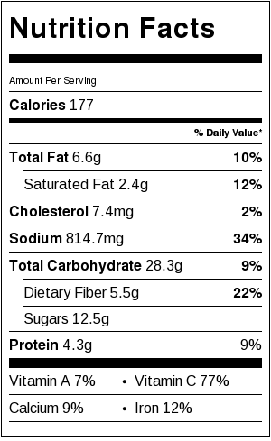 dal-fry-calories