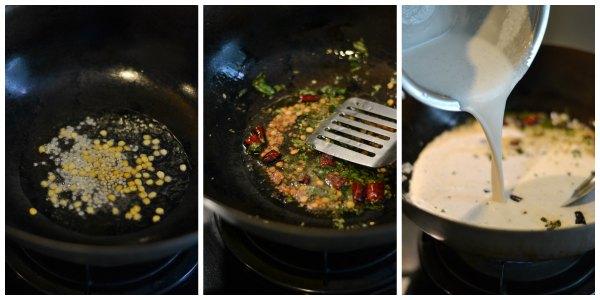 fermented morkali-cook