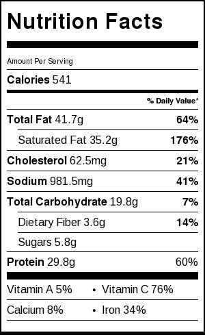 fish molly-calories
