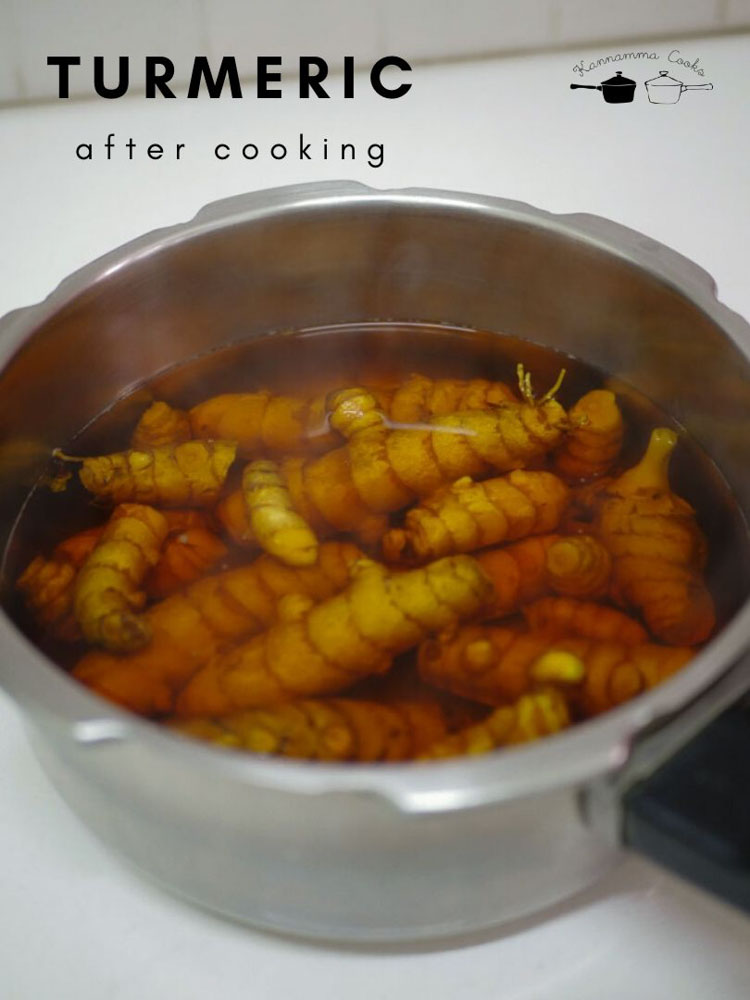 homemade-turmeric-powder-from-scratch-recipe-boiled-turmeric-5
