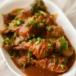 Hot and Sweet Chicken Drumsticks, Spicy Saucy Chicken Drumsticks Recipe