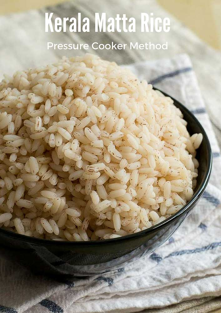 Pressure Cooker Carrot and White Rice