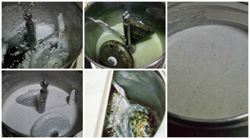 kambu-bajra-sajje-pear-millet-dosa-dosai-crepe-recipe-fermented-version-grinding  kannammacooks.com #gluten-free #vegan #healthy #millets #lost #grains #breakfast #fermented #dosa #crepe