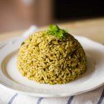 Kothamalli Sadam, Coriander Rice, Kothamalli Rice Recipe