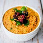 kovakkai-thogayal-chutney-recipe-for-rice-ivy-gourd-5