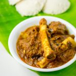 Nalli Elumbu Masala, Mutton Nalli Recipe