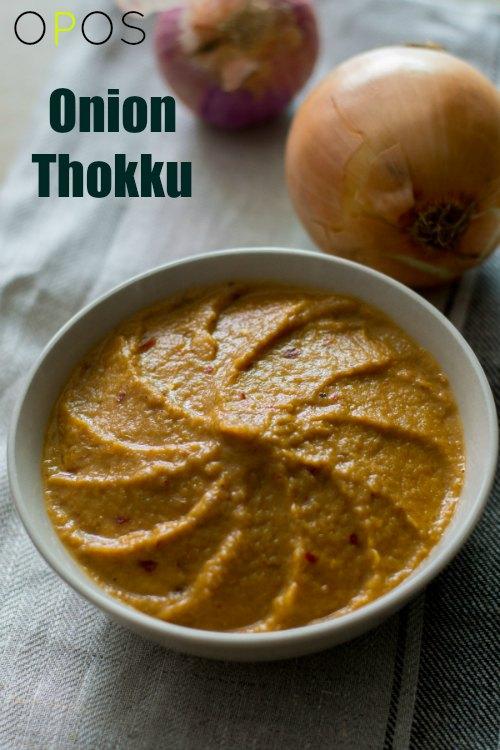 onion-thokku-vengaya-thokku-recipe
