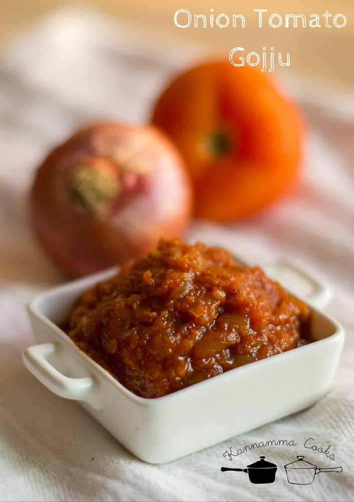 onion-tomato-gojju