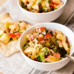 Peach Salsa Recipe, How to make Peach Salsa