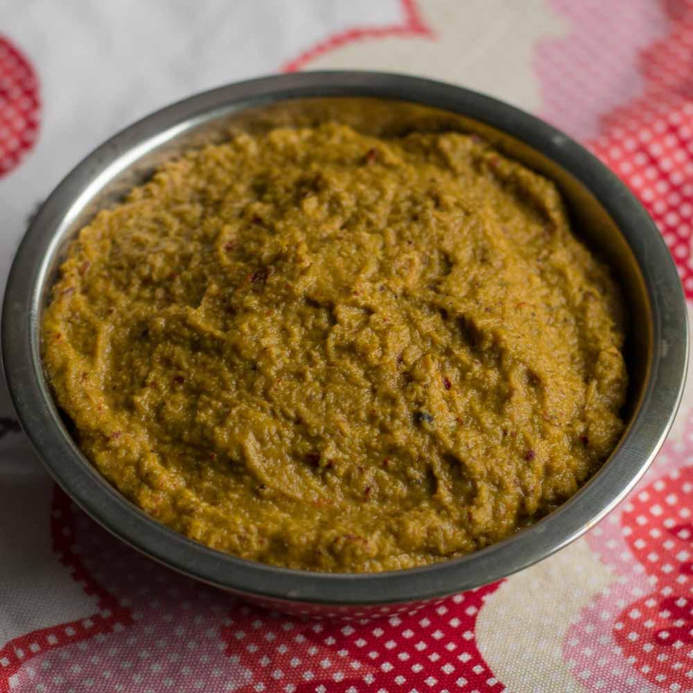peerkangai-thogayal-recipe-pic