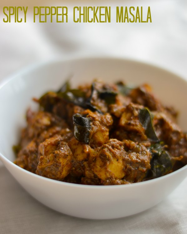 Pepper chicken spicy pepper chicken chettinad pepper chicken recipe forumfinder Images