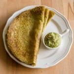 Pesarattu Recipe, Moong Dal Dosa