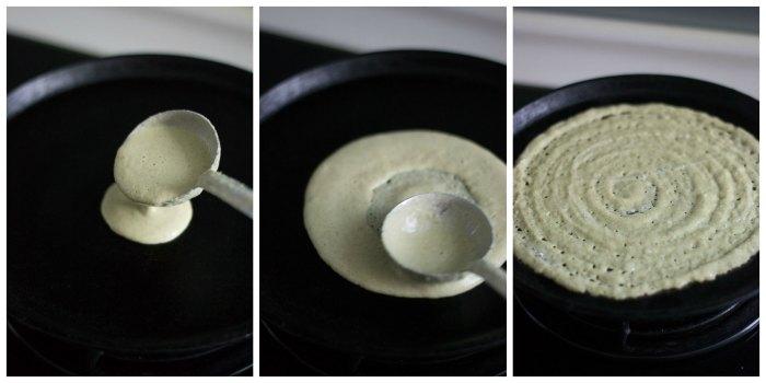pesarattu-recipe-skillet
