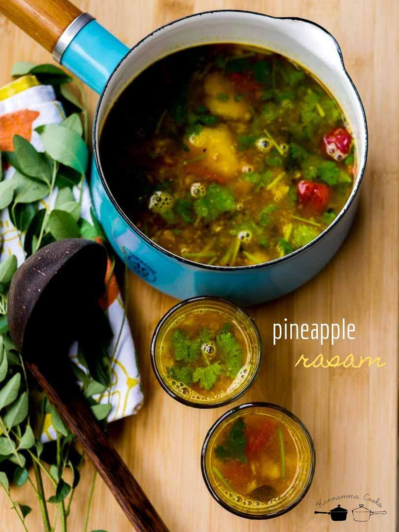 pineapple-rasam-recipe-saaru-8