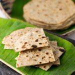 Pol Roti , Srilankan Coconut Rotti