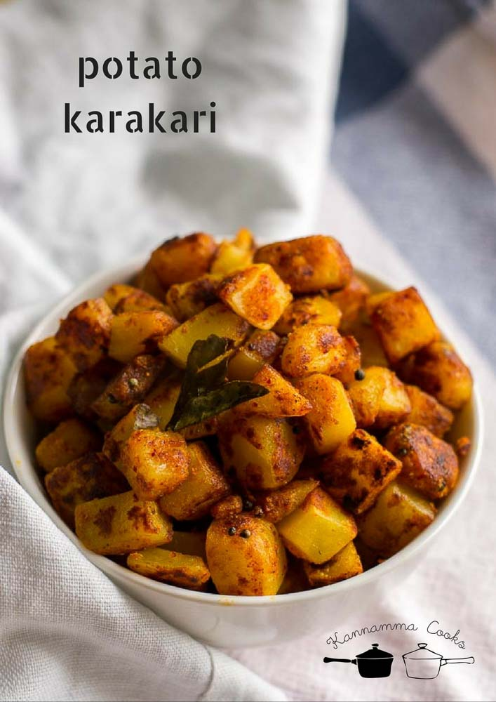 Potato kara kari how to make potato kara kari curry recipe potato kara kari recipe urulai forumfinder Images