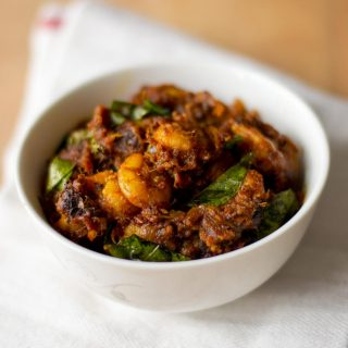 prawn-ghee-roast-recipe