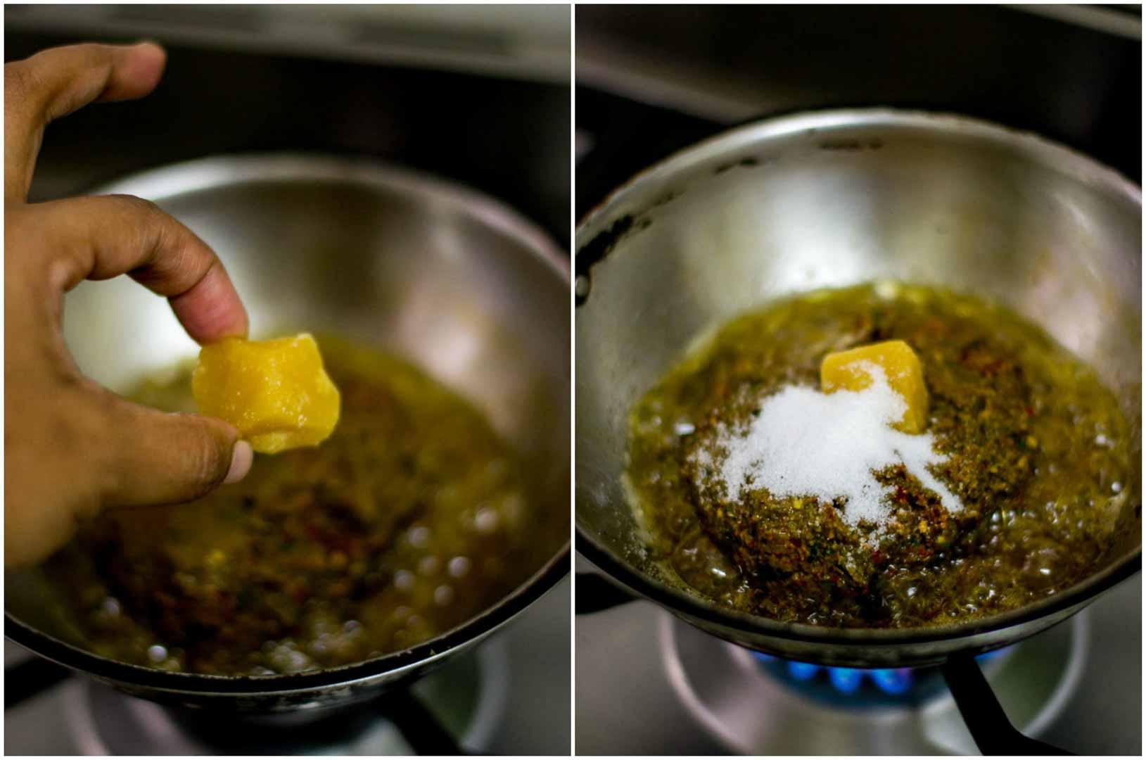 pulicha-keerai-thogayal-gongura-thogayal-recipe-10