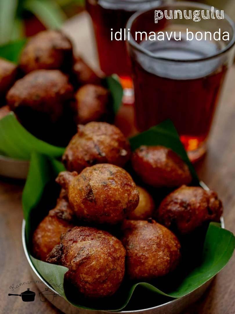 punugulu-idli-maavu-bonda-snacks-7