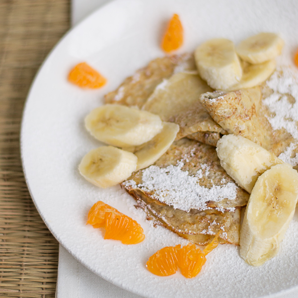 quick-and-easy-Brown-butter-hazelnut-chocolate-nutella-crepes-recipe |kannammacooks.com #brown #butter #crepe #dessert #breakfast #yummy