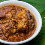 Saiva Meen Kuzhambu – Vegetarian Fish Curry