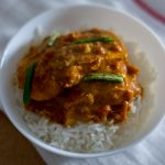 Easy Salmon Fish Curry