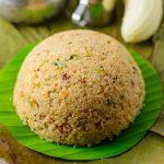 Samba Godumai Upma, Samba Ravai Upma, Kongunad special Emmer Wheat Upma