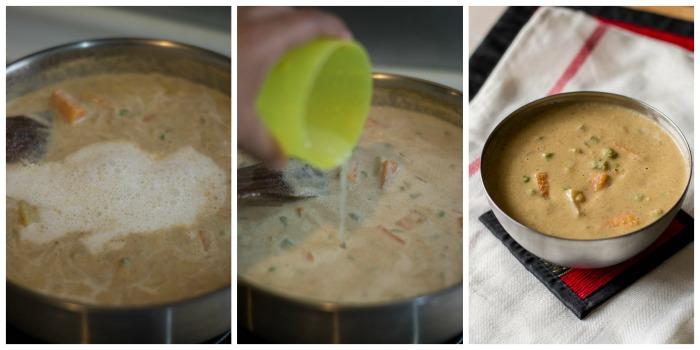 thayir-kurma-curd-kurma-recipe-lime-juice