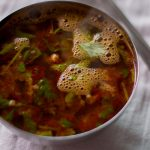 Udupi Rasam Recipe, Tomato Saaru Recipe, How to make Mangalorean style Rasam