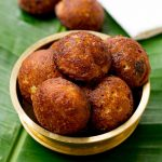 Unniyappam Recipe , Kerala style unniyappam made with Raw Rice