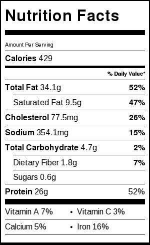 vanjaram-fry-calories